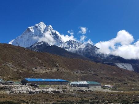 Pheriche Village